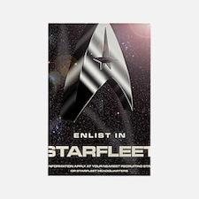 enlist-3-large-poster copy Rectangle Magnet
