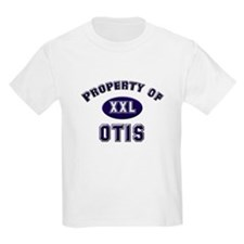 Property of otis Kids T-Shirt