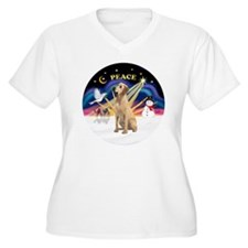Xmas Sunrise - Ye T-Shirt