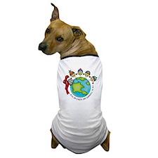 PeasOnEarth Dog T-Shirt