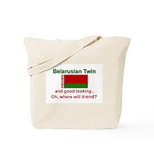 Good Lkg Belarus Twin Tote Bag