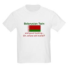 Good Lkg Belarus Twin T-Shirt