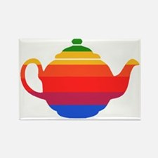 Apple Mac Teapot-1 Rectangle Magnet