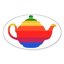 Apple Mac Teapot-1 Decal