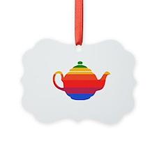 Apple Mac Teapot-1 Ornament