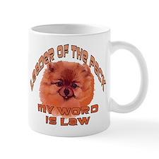 pomeranian law Mug