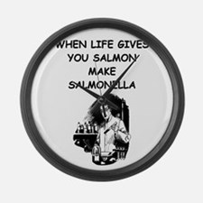 life gives you lemons salmon salmonella proverb La