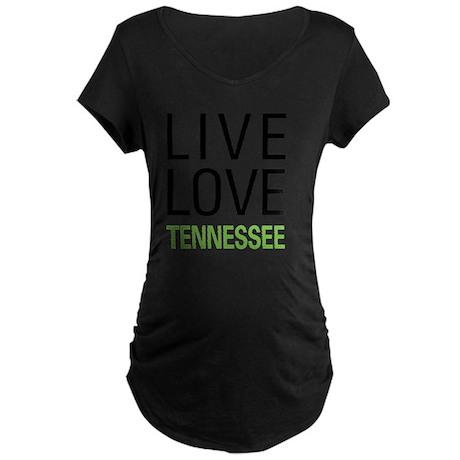liveTN Maternity Dark T-Shirt