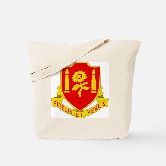 dui-29th field artillery regiment Tote Bag