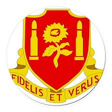 dui-29th field artillery regiment Round Car Magnet