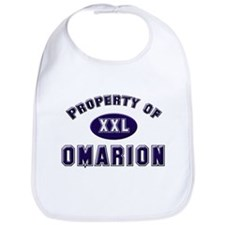 Property of omarion Bib