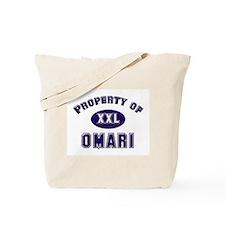 Property of omari Tote Bag