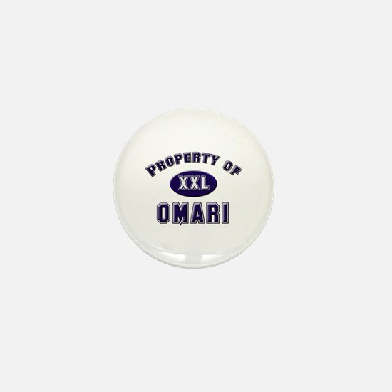 Property of omari Mini Button