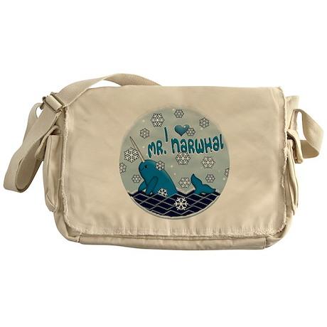 MR NORWHAL ORIGINAL Messenger Bag