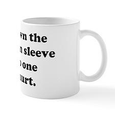 palpationsleevelarge Mug