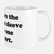 palpationsleevelarge Mug