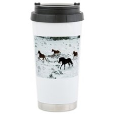 snowrun_sticker Travel Mug