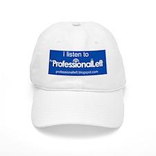 proleft button Baseball Cap