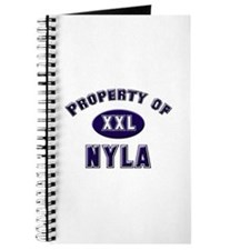 Property of nyla Journal