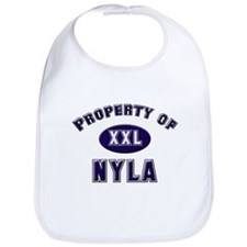 Property of nyla Bib