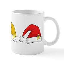 xmastrekkie001 Small Mug
