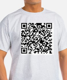 QR Code - Buy This Shirt T-Shirt