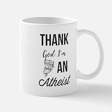 Thank God I'm An Atheist Mugs