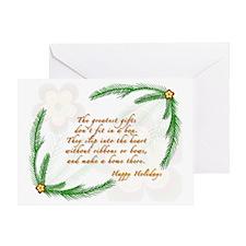 Foliage 1 Greeting Card
