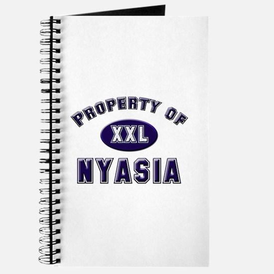 Property of nyasia Journal