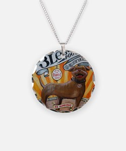 floyd feets poster 16x20 thr Necklace