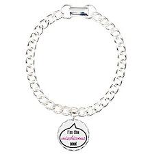 Im_the_mischievous Charm Bracelet, One Charm