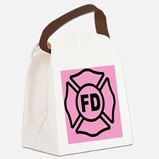 crosspink2443_iphone_case Canvas Lunch Bag