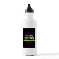 bigmutts-ipod4 Water Bottle