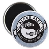 Blues Magnets
