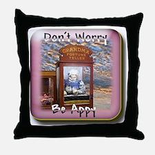 Fortune Teller shirts Throw Pillow