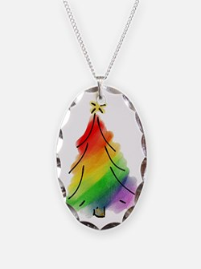 rainbow-xmas-tree_tr Necklace