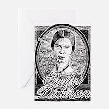 Emily Dickinson Greeting Card