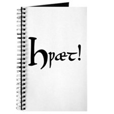 Hwaet! Journal