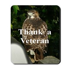 Hawk2.34x3.2 Mousepad