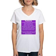 DystoniaTShirt6 Shirt