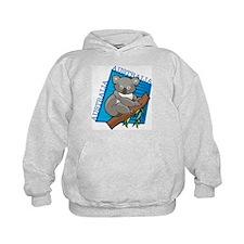 Australia Koala Bear Hoodie