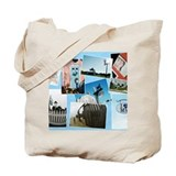Martha's vineyard Canvas Bags