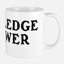 knowledge is power bumper Mug