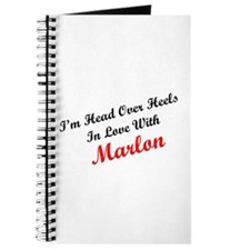 In Love with Marlon Journal
