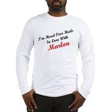 In Love with Marlon Long Sleeve T-Shirt