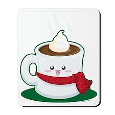 hotchocolate Mousepad