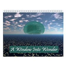 A Window Into Wonder wall calander