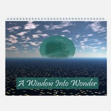 A Window Into Wonder wall calander