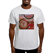 liquidvinylcropdOMI FUNtainer Bottle T-Shirt