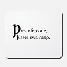 Thaes Ofereode Mousepad